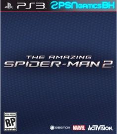 Amazing Spiderman 2 Psn PS3