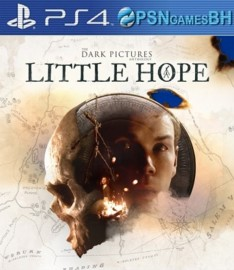 The Dark Pictures Anthology: Little Hope VIP PS4