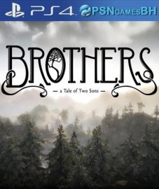 Brothers: a Tale of two Sons VIP PSN PS4