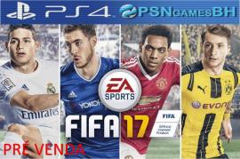 FIFA 17 Pt-Br VIP PS4