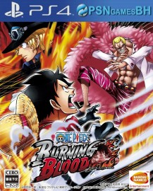 One Piece: Burning Blood VIP PSN PS4