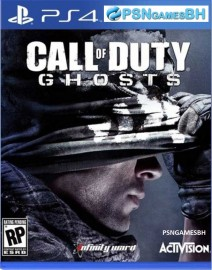 COD Ghosts PS4 PSN