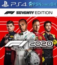 F1 2020 VIP PS4