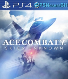 Ace Combat 7 Secundaria PS4