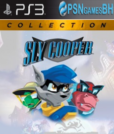 The Sly Collection PSN PS3