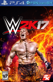 WWE 2K17 SECUNDARIA PS4