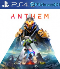 Anthem Secundaria PS4