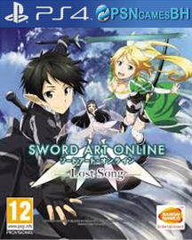 Sword Art Online Re: Hollow Fragment VIP PSN PS4