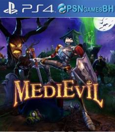 MediEvil VIP PS4