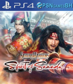 SAMURAI WARRIORS: Spirit of Sanada VIP PS4