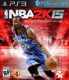 NBA 2K15 PSN PS3