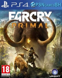 Far Cry Primal VIP PS4