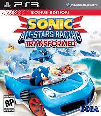 Sonic All-Stars Racing Transformed PSN