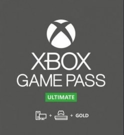 XBOX Game Pass Utimate - 12 meses