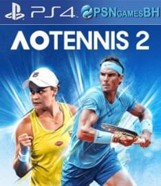 AO Tennis 2 VIP PS4