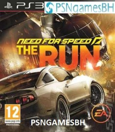 Need For Speed The Run PSN PS3
