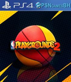 NBA Playgrounds 2 VIP PS4