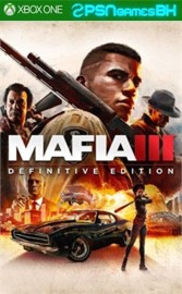 Mafia III: Definitive Edition XBOX One