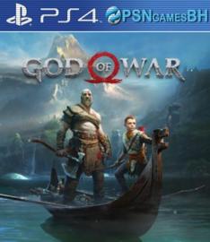 God of War Secundaria PS4