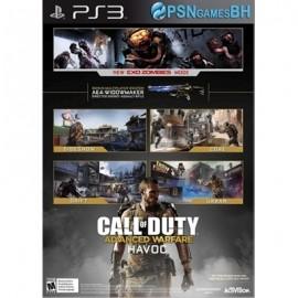 DLC Havoc Call Of Duty Advanced Warfare PSN PS3