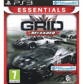 Grid 2 Reloaded PSN PS3