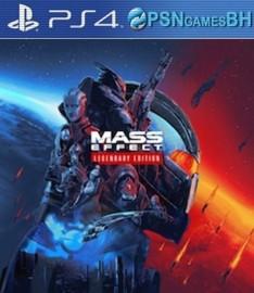 Mass Effect Legendary Edition Secundaria PS4