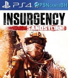 Insurgency: Sandstorm VIP PS4