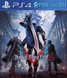 Devil May Cry 5 VIP PS4
