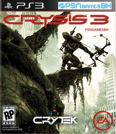 Crysis 3 PSN
