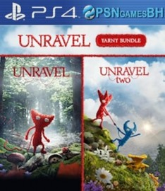 Unravel 1 + 2 VIP PS4