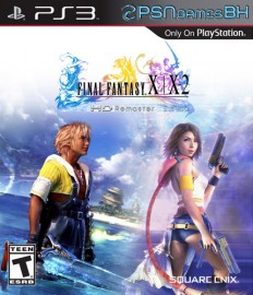 Final Fantasy XX 2 Hd Remaster Psn PS3