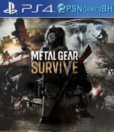 Metal Gear Survive VIP PS4