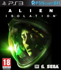 Alien Isolation PSN PS3