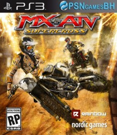 MX vs ATV Supercross PSN PS3