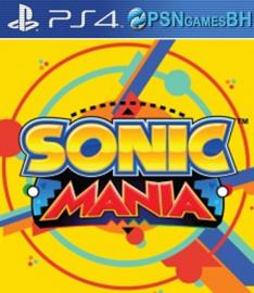 Sonic Mania VIP PS4