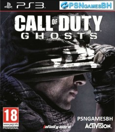 Call of Duty Ghosts PSN PS3