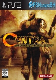 Contra: Shattered Soldier PSN