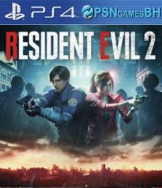 Resident Evil 2 Secundario PS4