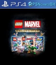 Coleção LEGO Marvel VIP PS4