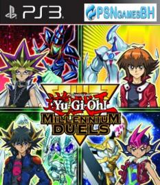 Yu-Gi-Oh Millennium Duels PSN PS3