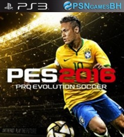 PES PRO EVOLUTION SOCCER 2016 PSN PS3