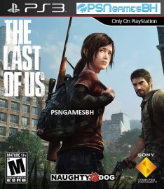The Last of Us PSN PS3