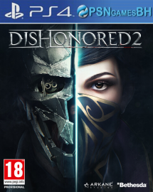 Dishonored 2 VIP PS4