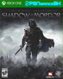 Middle Earth Shadow of Mordor XboxOne