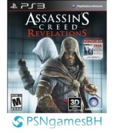 Assassins Creed Revelations em Portugues PSN PS3