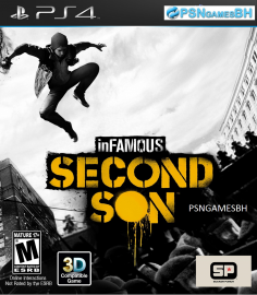 inFAMOUS Second Son VIP PS4 PSN