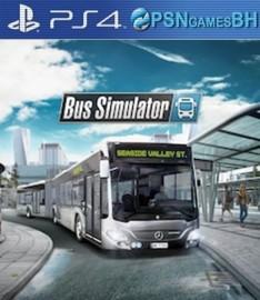Bus Simulator VIP PS4