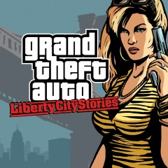 Grand Theft Auto: Liberty City Stories (PS2 Classic) PSN PS3