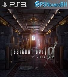 Resident Evil 0 PSN PS3