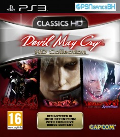 Devil may cry hd collection PSN